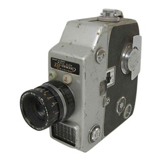 Mansfield Cinemax 8ee Auto Zoom Camera