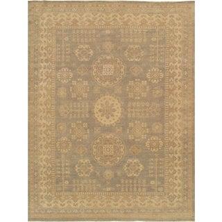 Pasargad Khotan Wool Rug - 9′4″ × 12′3″