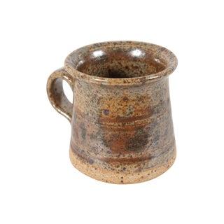 Vintage Mid-Century Ceramic Mug