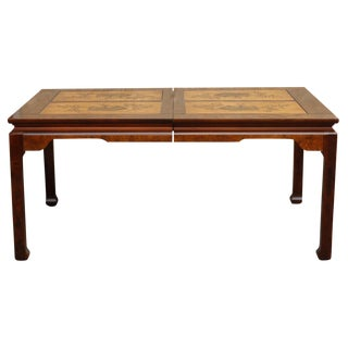 Ming Style Dining Table by Bassett Furniture Company