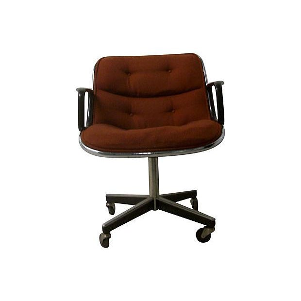 Charles Pollock Chair for Knoll - Image 1 of 2