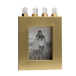 Emporium Home Vertical Quartz Picture Frame