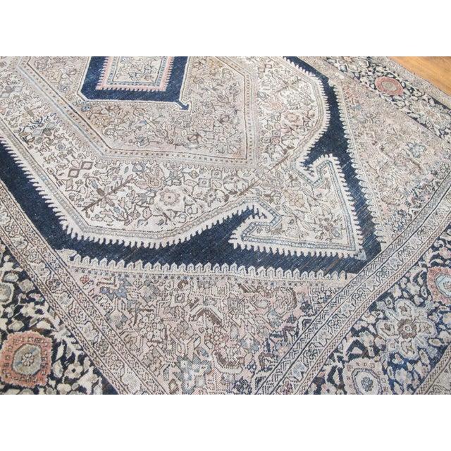 Antique Persian Sarouk Fereghan Rug - Image 3 of 3