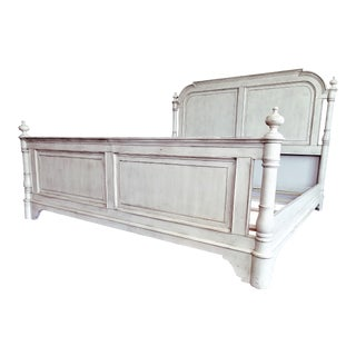 North Park Arched Panel Bedframe