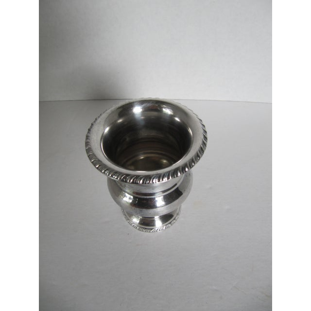 Silver-Plated Urn - Image 4 of 5