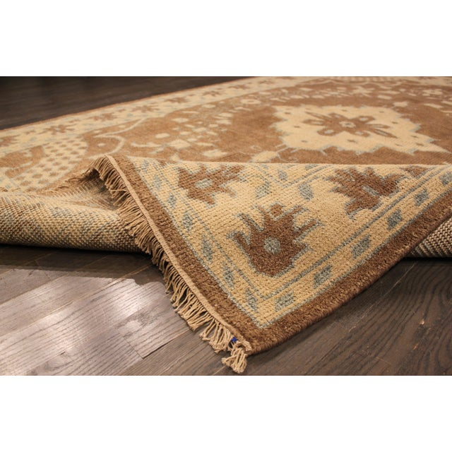 "Apadana Kerman Rug - 6'0"" X 8'10"" - Image 3 of 4"