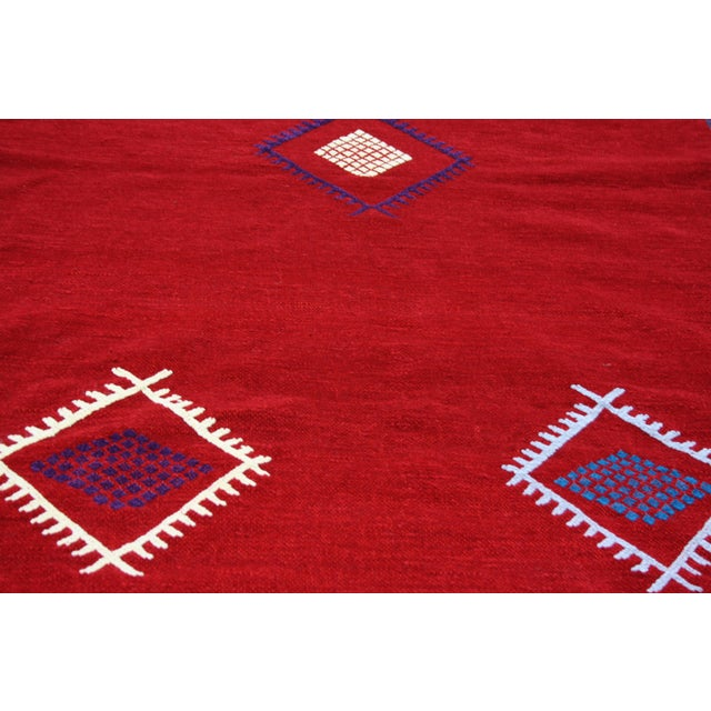 Moroccan Cactus Silk Rug - 5'2'' X 3' - Image 4 of 4