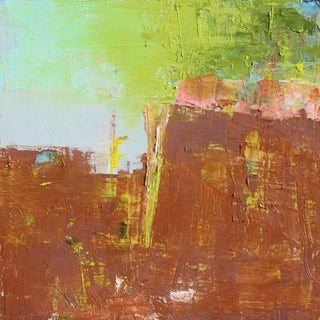 Abstract Landscape Painting by Paul Ashby