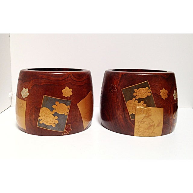 Meiji Period Hibachis - A Pair - Image 2 of 8