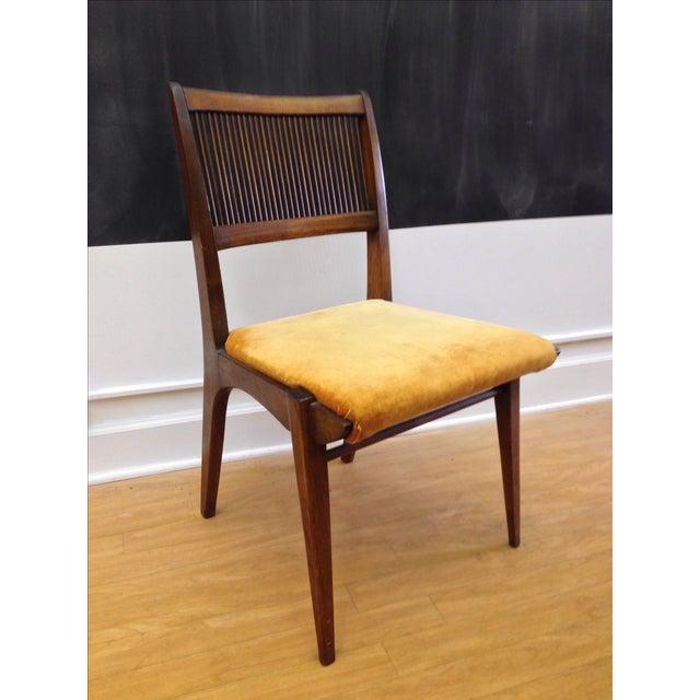 Drexel John Van Koert Roll Top Desk & Chair - Image 4 of 9