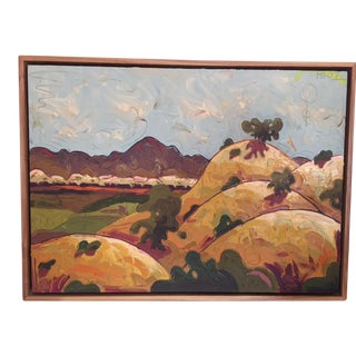 Matthew Frederick Petaluma Valley Painting