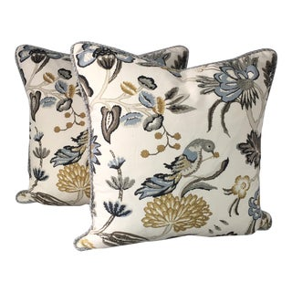 Cottage Down Blend Pillows - a Pair
