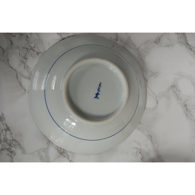 Blue & White Japanese Bowls - Set of 4 - Image 5 of 7