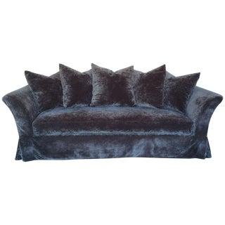 Flared Arm Slipcover Sofa