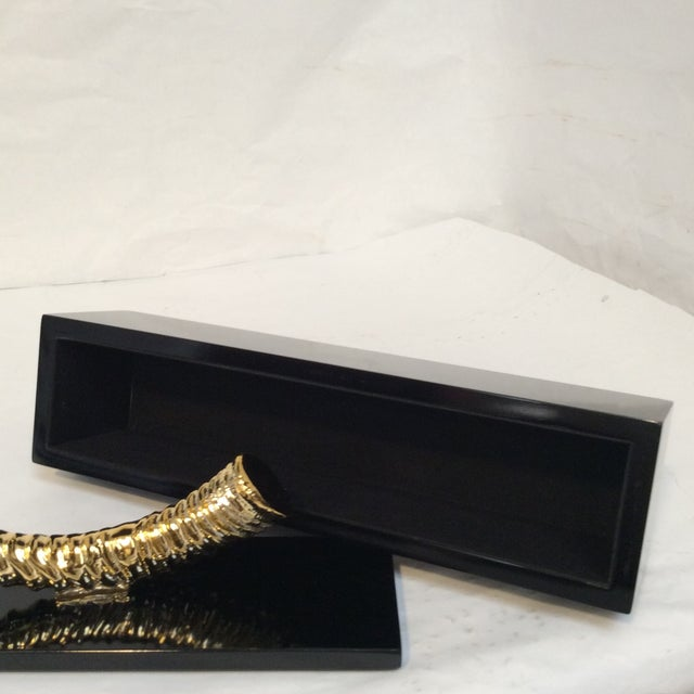 Gold HornHandle Black Box - Image 7 of 8