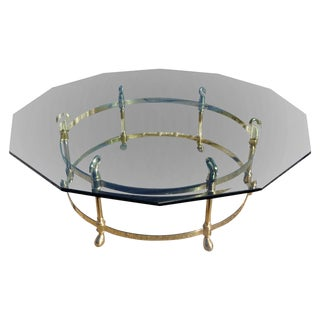 Labarge Swan Cocktail Table