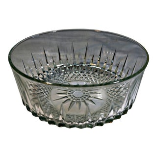 Arcoroc Glass Salad Serving Bowl