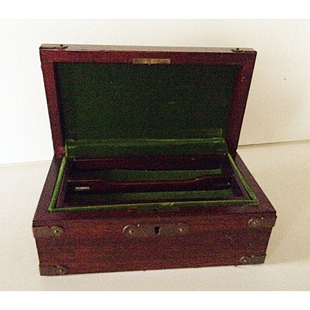 Parker Pen Company Wooden Box - Image 3 of 7
