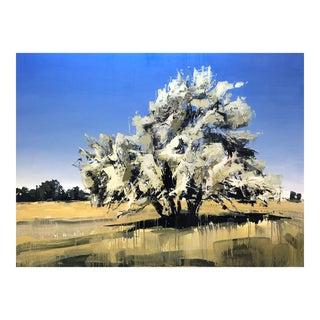 'Montana Tree: Red Lodge, MT' Painting