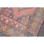 "Image of Vintage Turkish Handmade Anatolian Wool Carpet - 3'6"" X 5'6"""