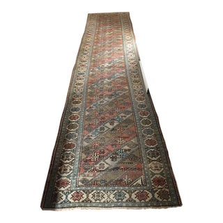 "Antique Traditional Rug - 2'5"" x 14'"