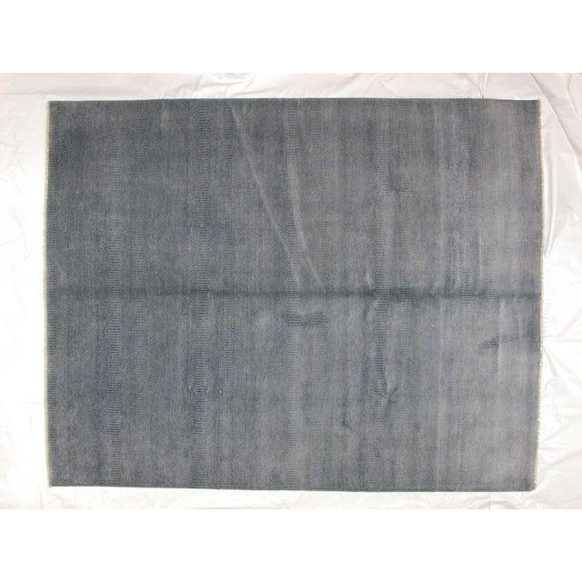 """Leon Banilivi Blue Kashkuli Carpet - 8'1"""" x 10'2"""" - Image 2 of 7"""