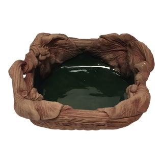Charlestowne Porcelaine Basket
