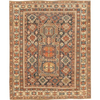 Antique 19th Century Caucasian Cabistan Rug