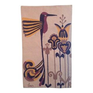 Luis Montiel Art Tapestry