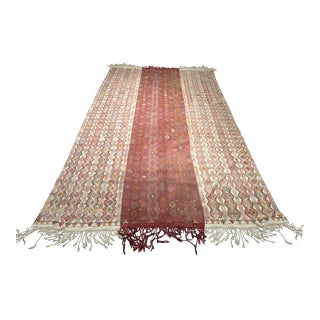 "Bellwethr Rugs Vintage Turkish Jijim Rug - 5'5"" x 10'1"""