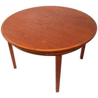 Lotus Danish Teak Expanding Table by Dyrlund