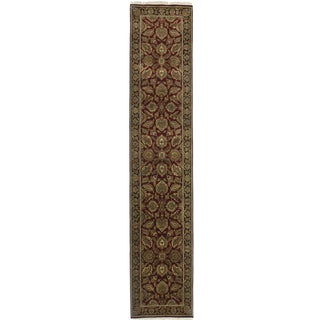 "RugsinDallas Persian Style Wool Runner - 2'6"" X 12'5"""
