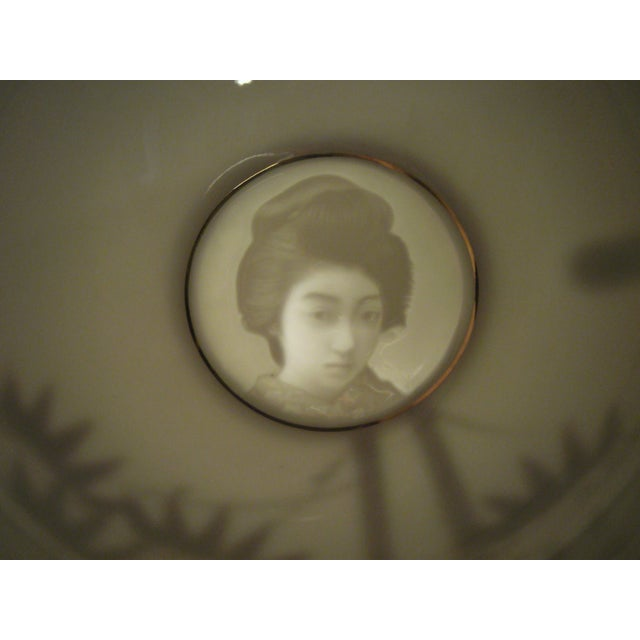 1940's Japanese Lithophane Tea Set - Image 6 of 11
