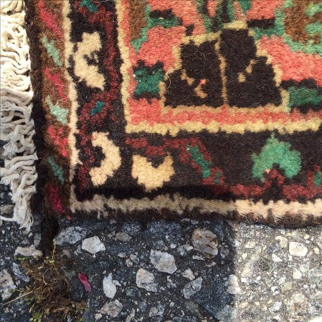 Image of Hamadan Persian Rug - 2′ × 1′4″