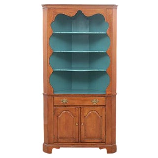 Hartford House for Thomasville Corner Cabinet