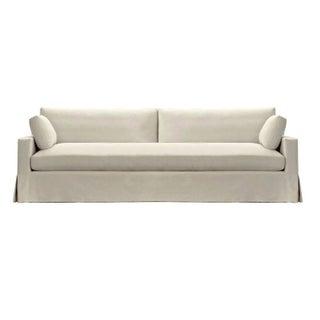 "Nora 78"" Slip-covered Sofa"