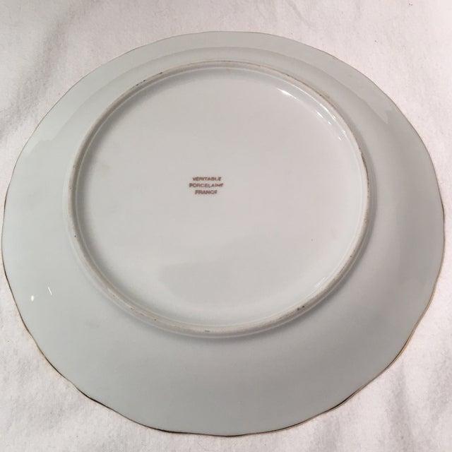 Vintage Limoges Veritable Porcelain Plate - Image 4 of 5