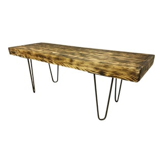 Sho Sugi Ban Coffee Table