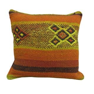 Peruvian Frazada Pillow