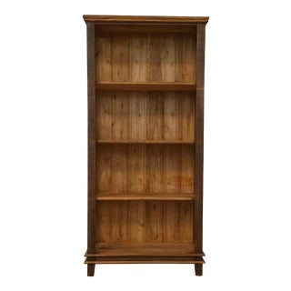 Handmade Reclaimed Solid Wood Etagere/ Bookshelf
