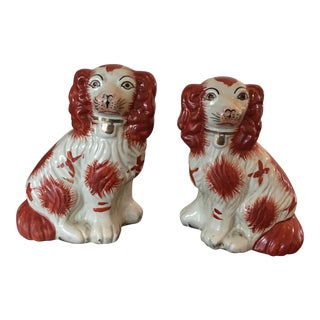 Staffordshire Dogs - A Pair