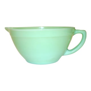 Fire-King Jadeite Batter Bowl