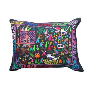 Tzin Tzun Tzan Magical Pillow I