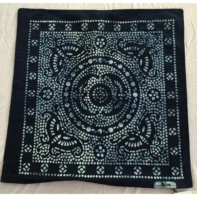 Tujia Batik Pillow - Image 3 of 5