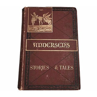 Stories and Tales by Hans Christian Andersen 1870