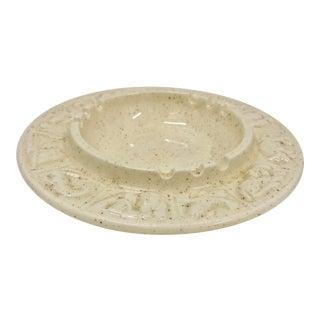 Vintage Astrological Ceramic Ashtray