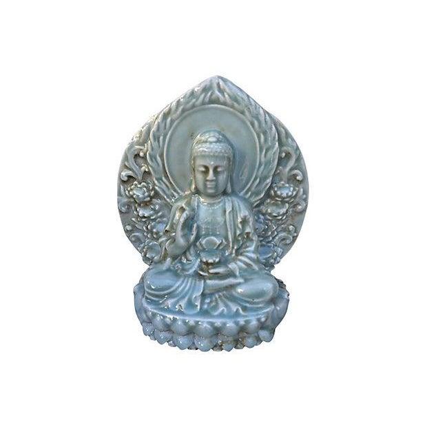 Image of Celadon Buddha Statue