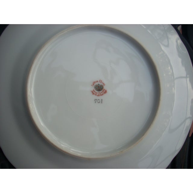 Lefton China Dessert Plates - Set of 4 - Image 5 of 5