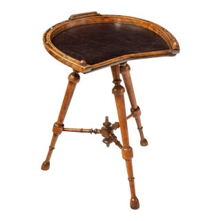 Bentwood Horse Shoe Table by Thonet