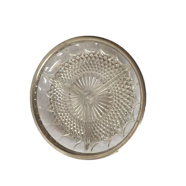 Crystal Relish Dish - Image 7 of 7